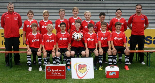 2014-2015 D Junioren - U13 CB