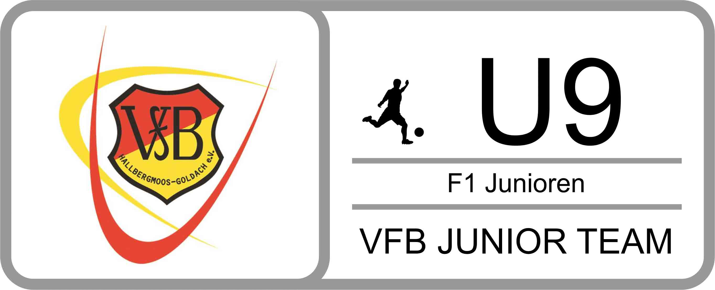 Junior Team U9 - F1