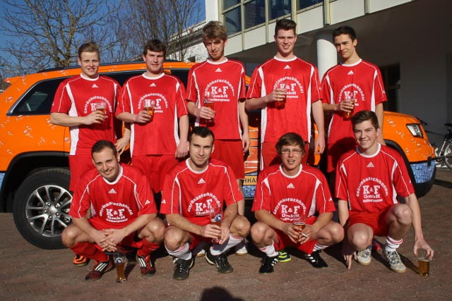 SC  Team Burschenverein 2