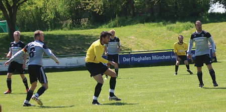 Mintraching 2 vs VfB 3  2