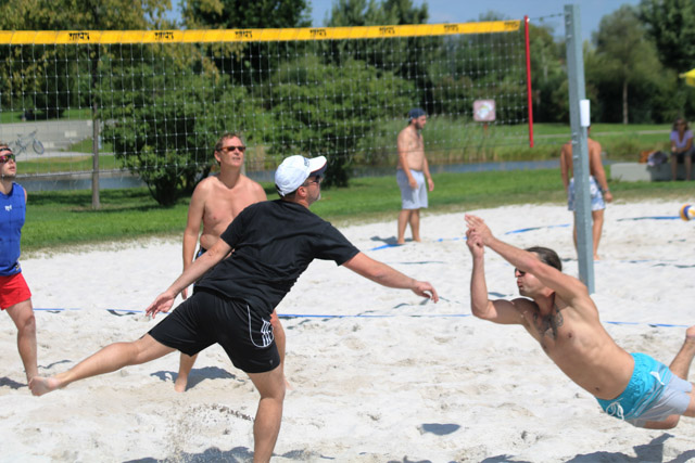 Ju Volleyballturnier 14.8.16-16