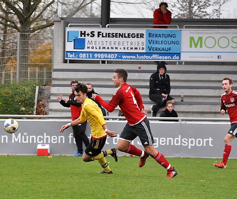 01 VFB HBM II vs TSV Allershausen 004a