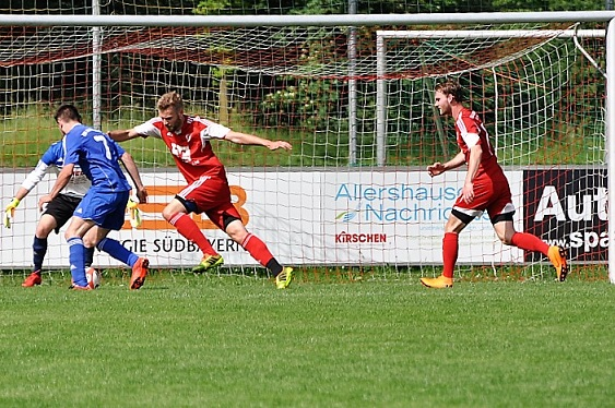 TSV Allershausen vs VFB HBM II 006a