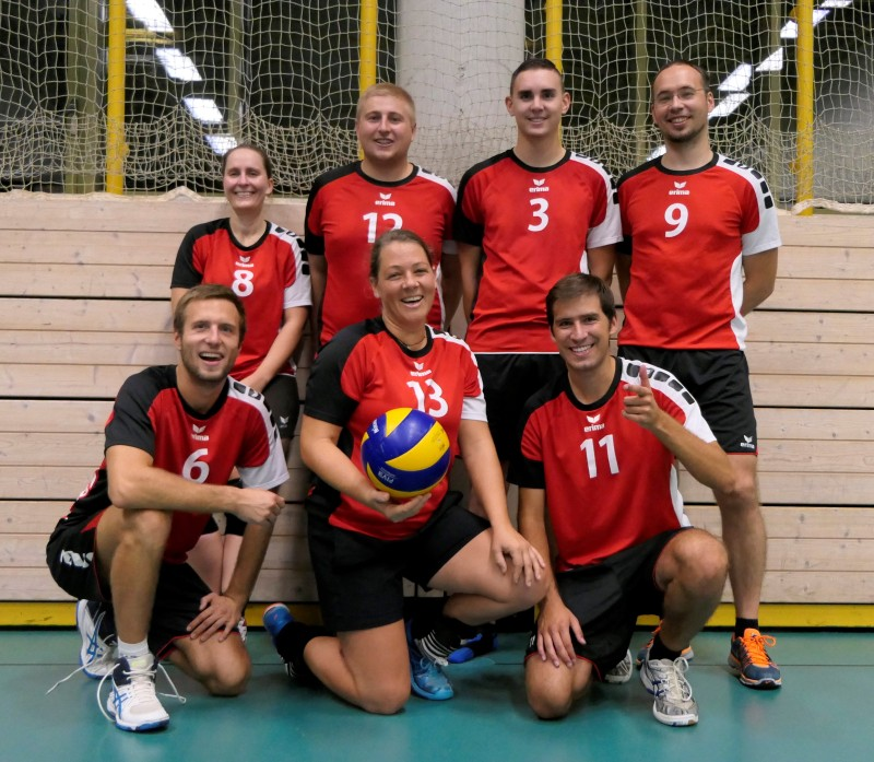Volleyball mixed 3 okt2018