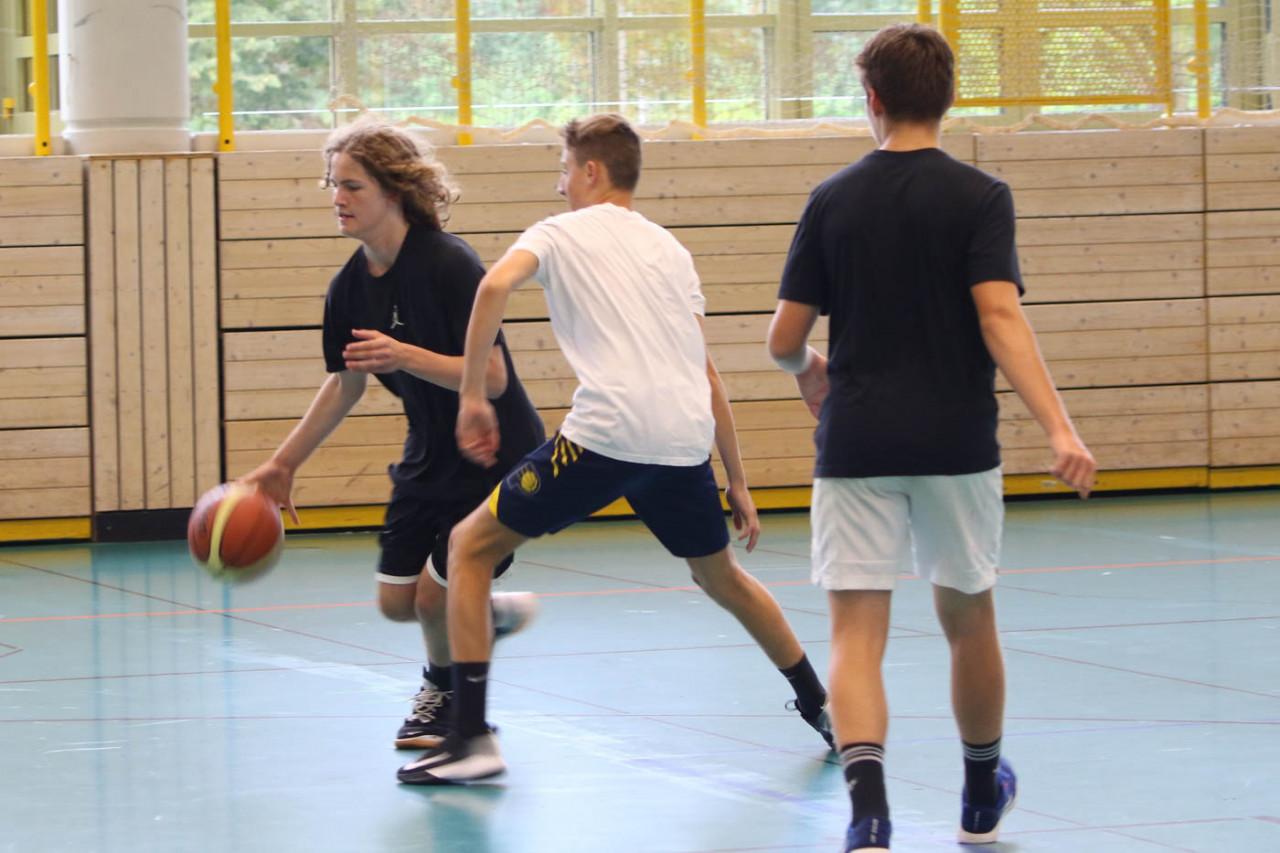 Basketballer suchen noch Spieler und Spielerinnen
