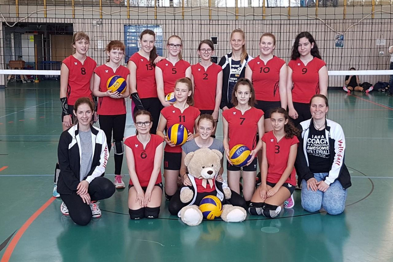 Kreisjugendpokal 2019: Jugendvolleyballer/innen beenden Saison