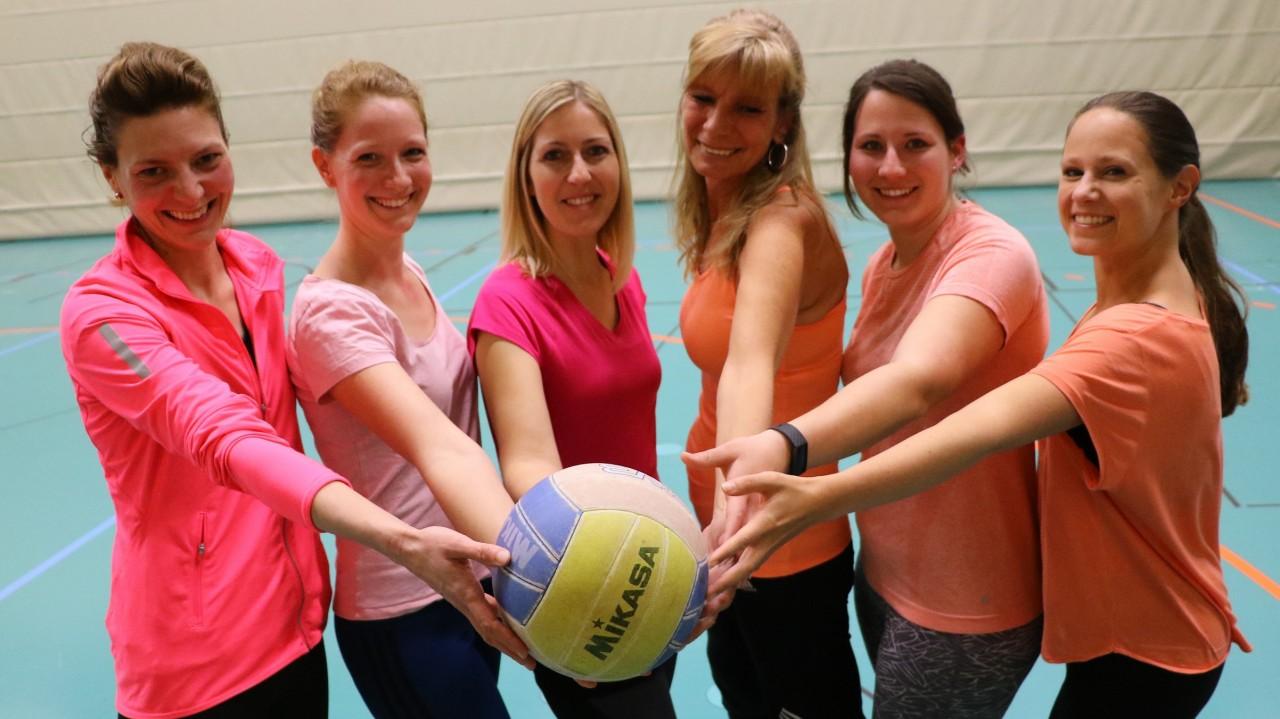 Völkerballerinnen richten wieder ein Turnier aus