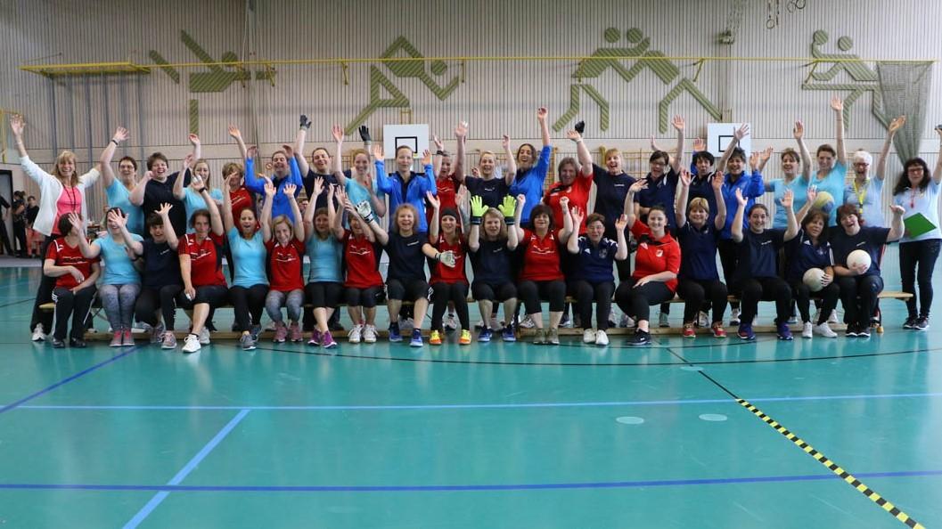 Völkerball lebt / VfB veranstaltet erstes Völkerballturnier nach mehr als 5 Jahren