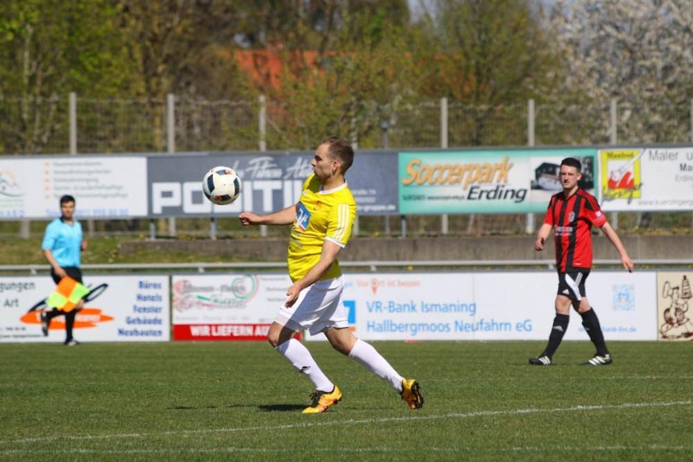 Erste gewinnt mit 5:0 gegen den TSV Kastl