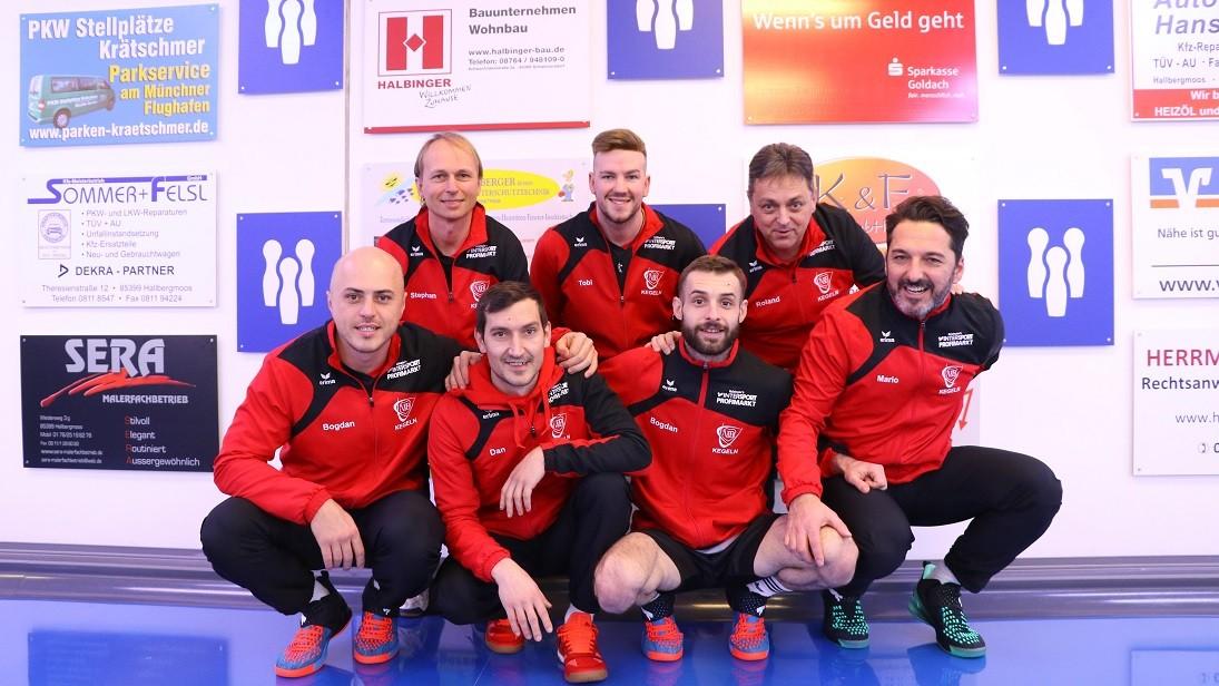 Herren 1 gewinnen im Spitzenspiel der Bayernliga Süd mit 6:2