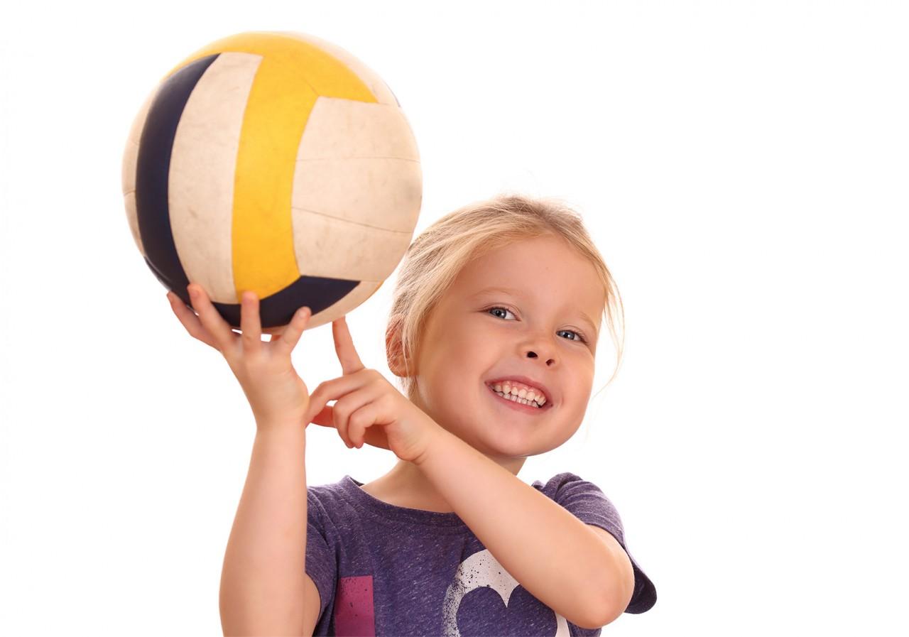 Freie Plätze bei den Volleyball-Bambinis