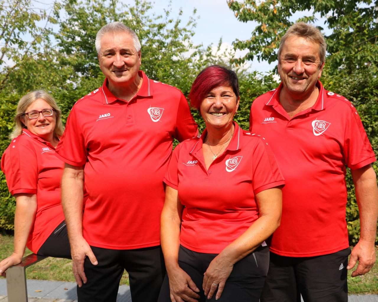 Mixed Team II stellt sich in der Bezirksliga A der Konkurrenz