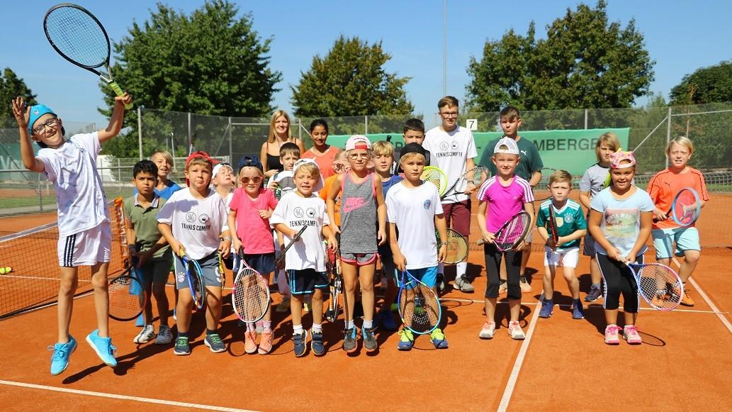 Vereinsmeisterschaften der Tennis-Jugend 2019