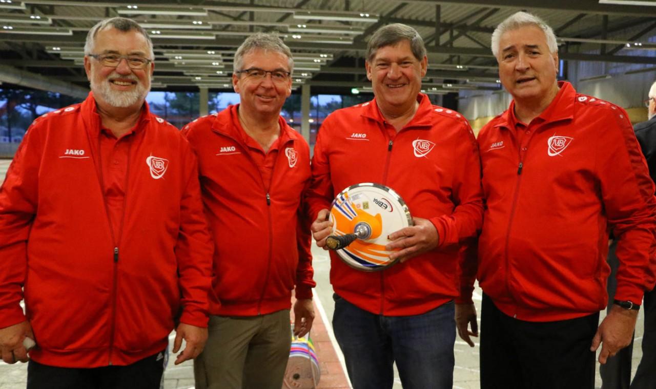 """Stockschiessen: Saisonabschluss mit """"Dücker-Pokal und Herren-Herbstturnier"""