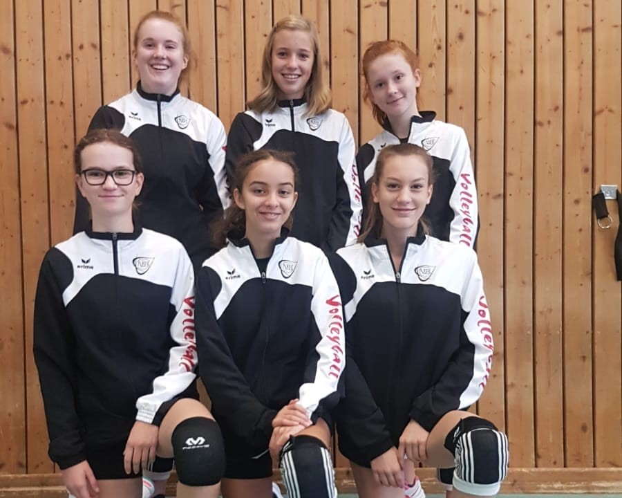 U16-Mädels zu Gast in Neuaubing