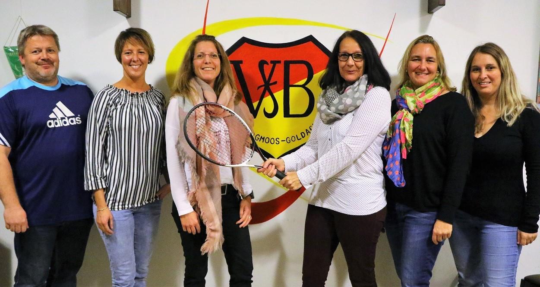 Jana Daniel ist neue Tennisabteilungsleiterin