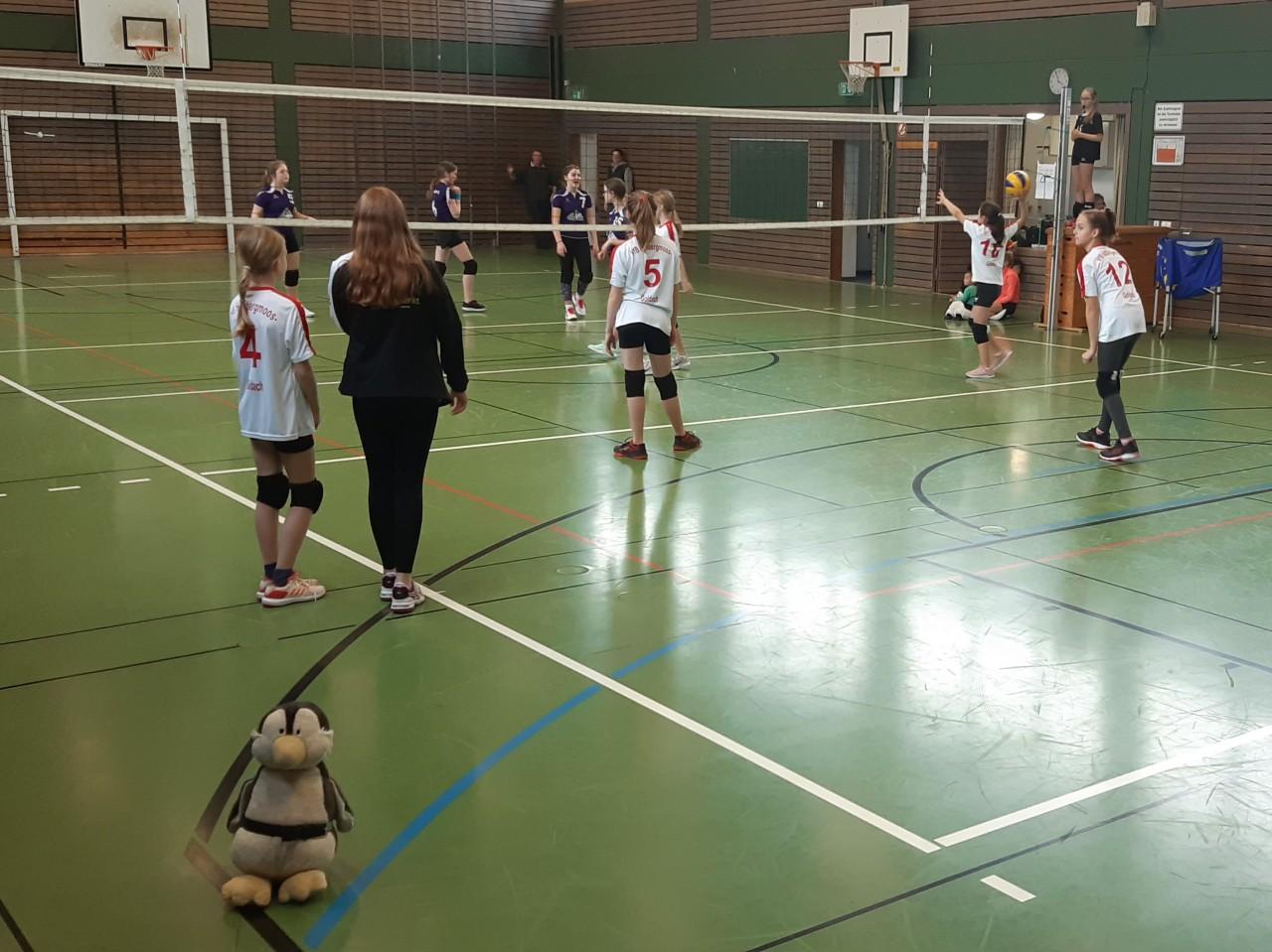 U14-Mädels holen 3. Platz beim Kreisjugendpokal