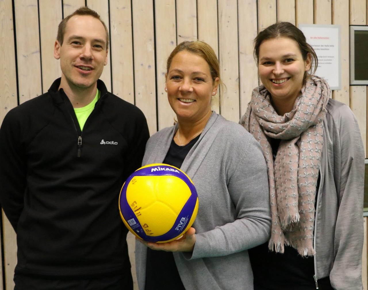 Abteilungsversammlung der Volleyballer