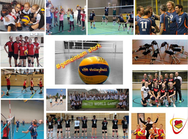 Volleyballabteilung bleibt weiter am Ball