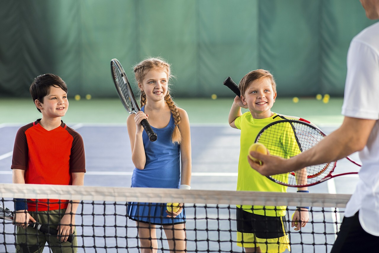 After-School-Tennis startet am 19.05.2020