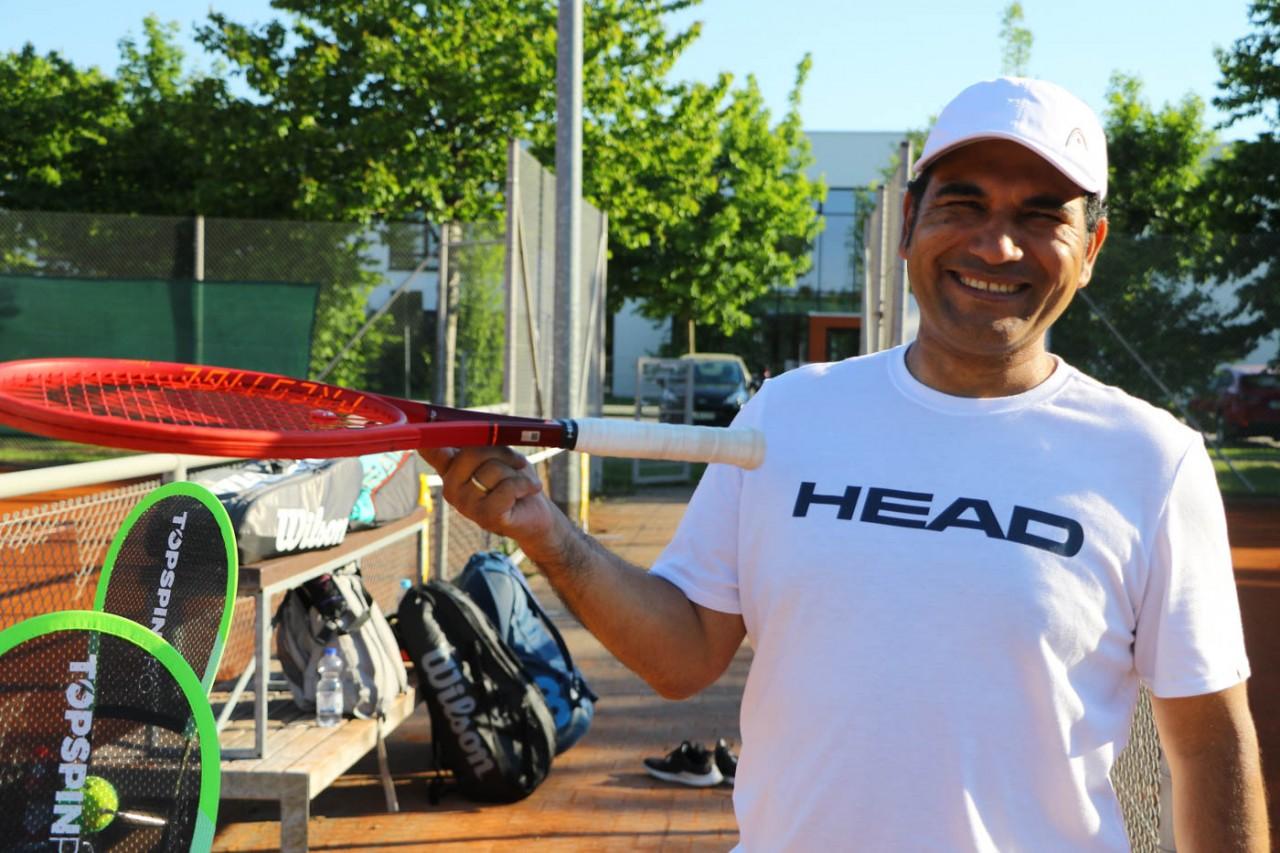 Viel Neues aus der Tennis-Abteilung