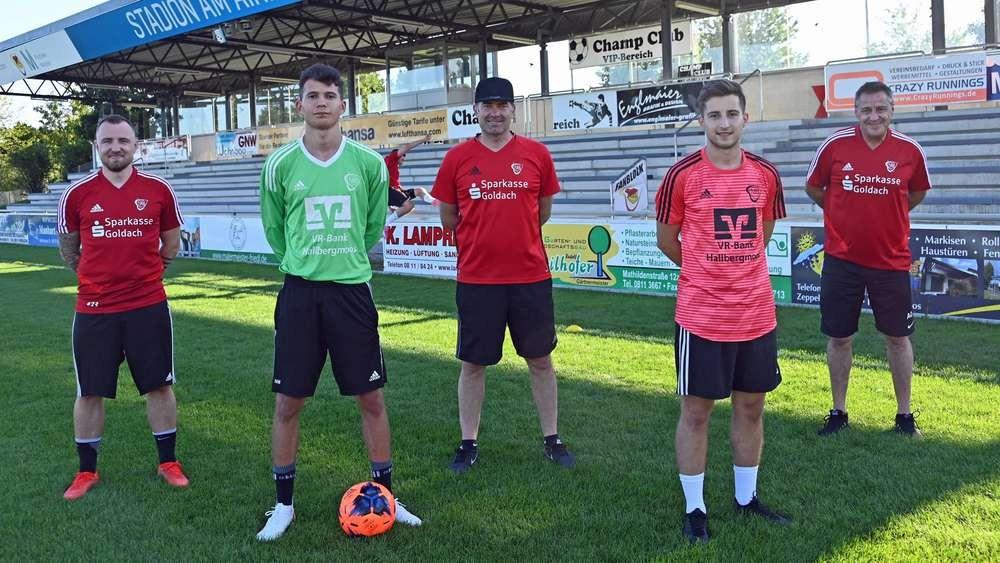 Trainingsstart beim VfB VfB Hallbergmoos: Diranko und Bauer wieder fit - Konkurrenz rüstet auf