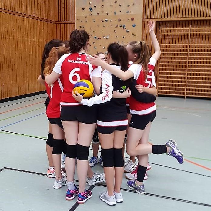 Volleyballabteilung wächst