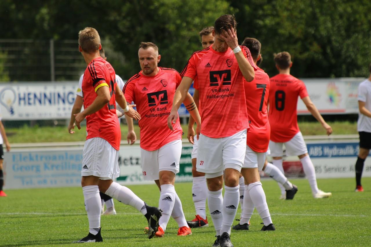 VfB Hallbergmoos: Die Jagd-Saison ist eröffnet