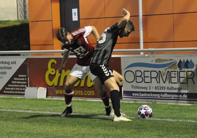 Zweite verliert trotz Chancen mit 2:0 gegen Moosinning