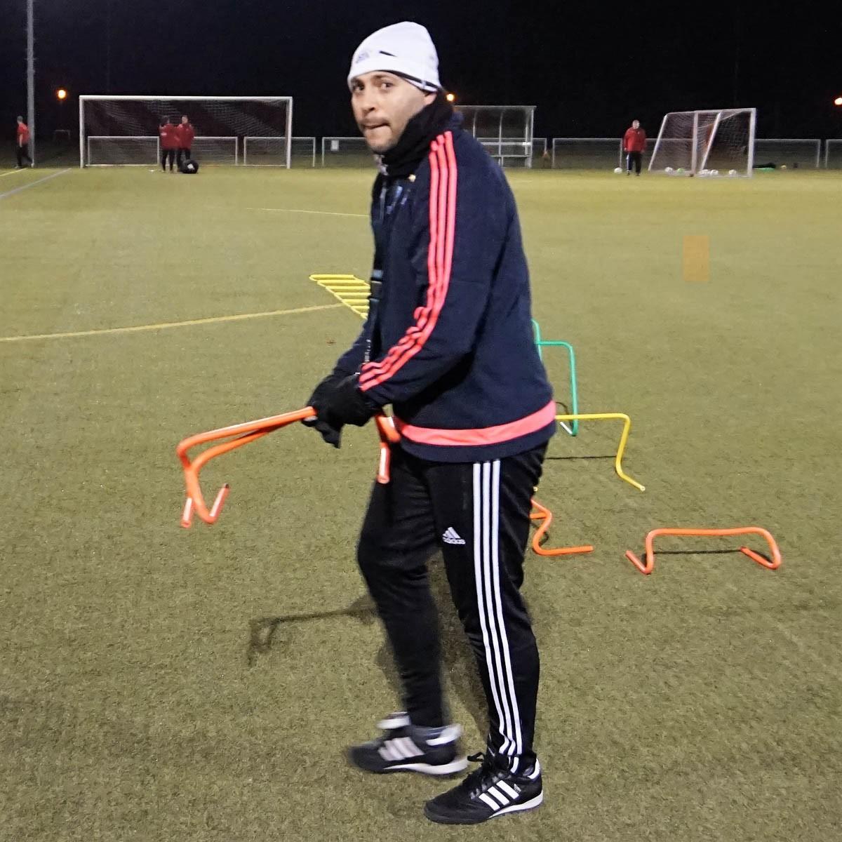 Trainingsstart der Zweiten vom VfB
