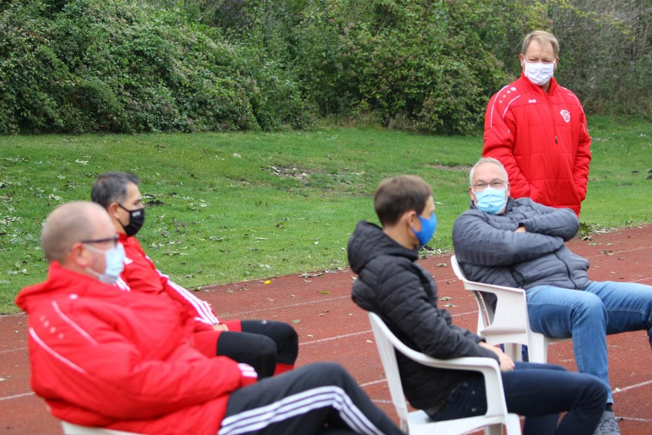 AH  absolviert Trainingsspiel gegen InterBOeF