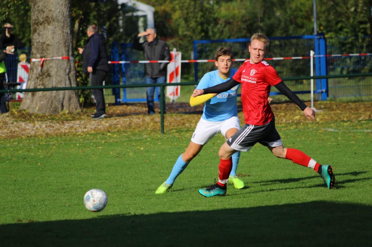 Dritte verliert im Ligapokal gegen dominante Langengeißlinger