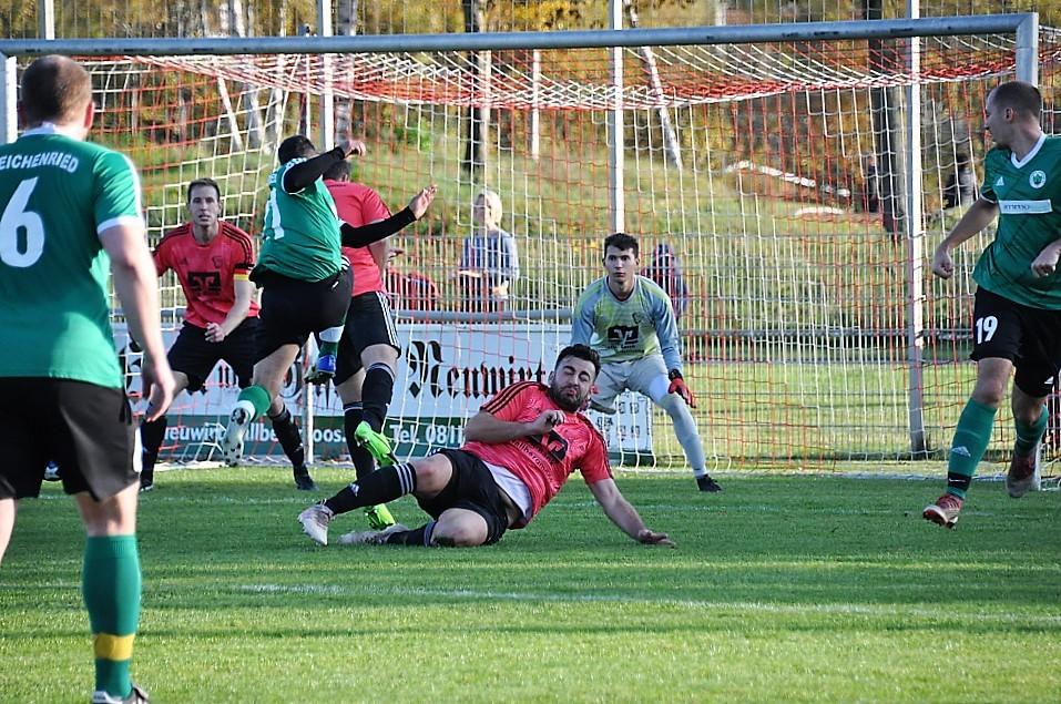 VfB II und Eichenried spielen 0:0