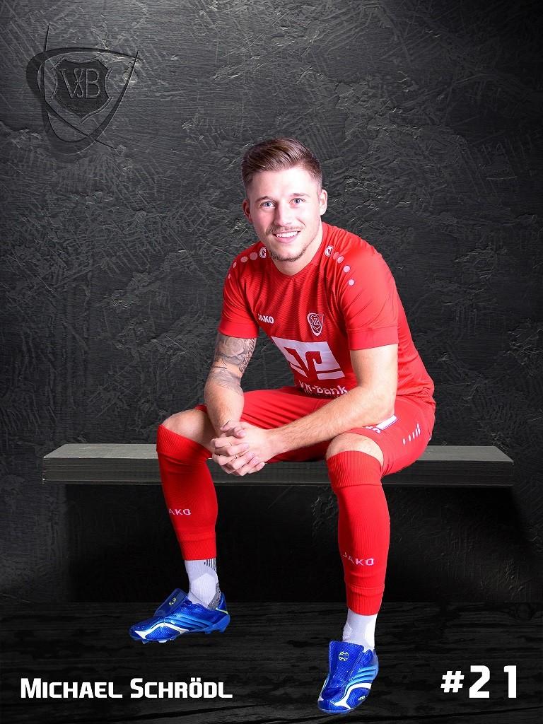 VfB Hallbergmoos verlängert mit Defensiv-Allrounder Michael Schrödl