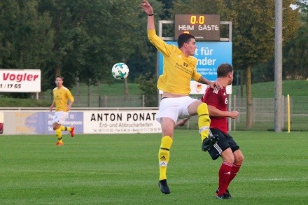 Erjanit (Niti) Berisha kehrt zur VfB-Reserve zurück