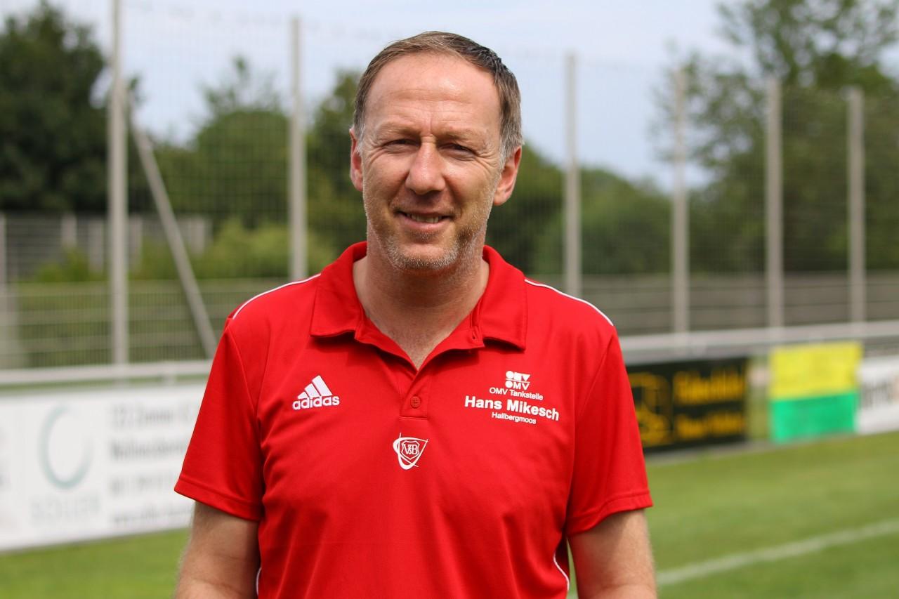 VfB Hallbergmoos II: Abteilung Attacke nach dem Wiederaufbau