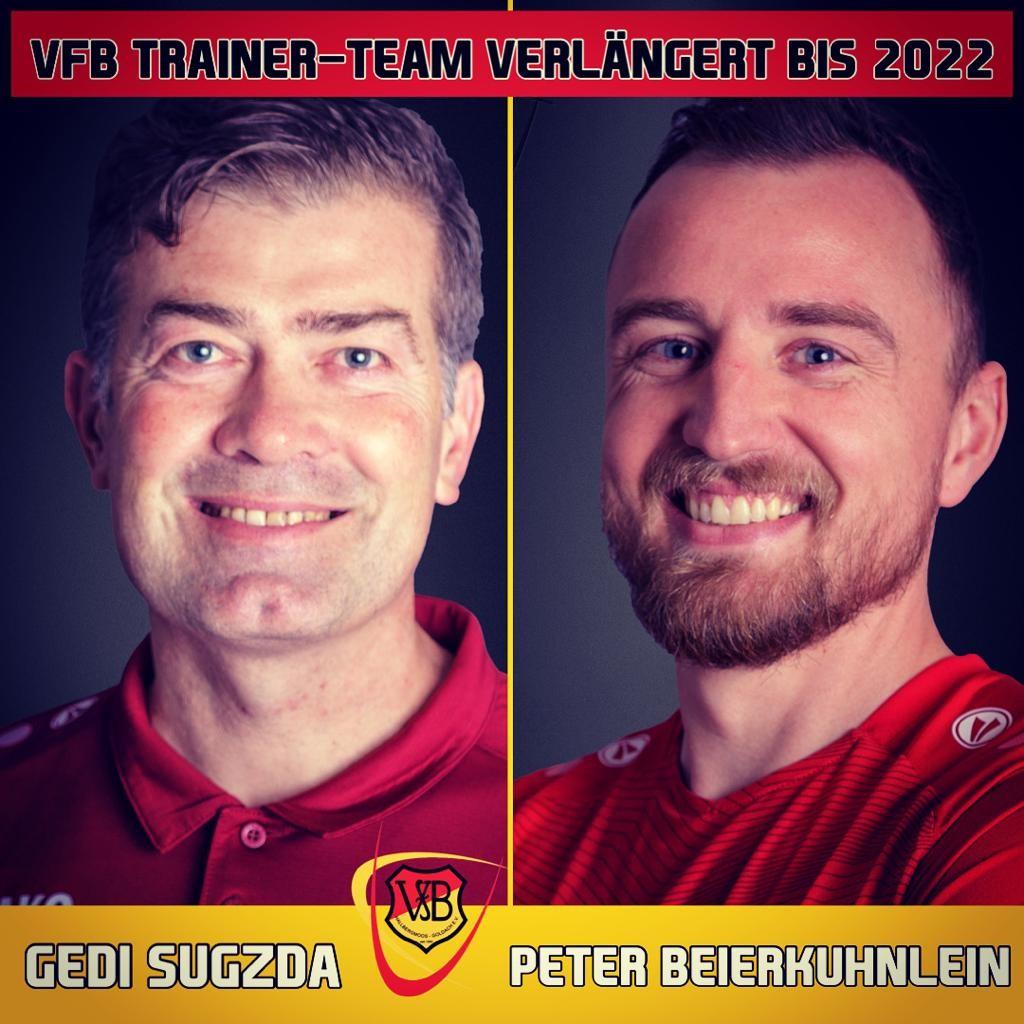 VfB Trainer-Team verlängert bis 2022