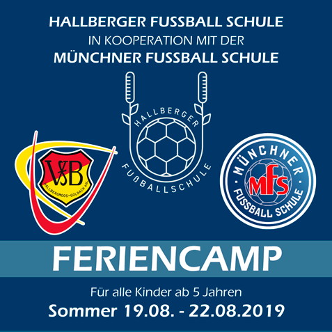 2019 Fussball Feriencamp