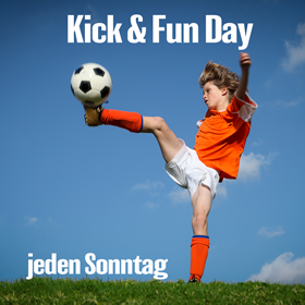 kick and fun day vfb hallbergmoos